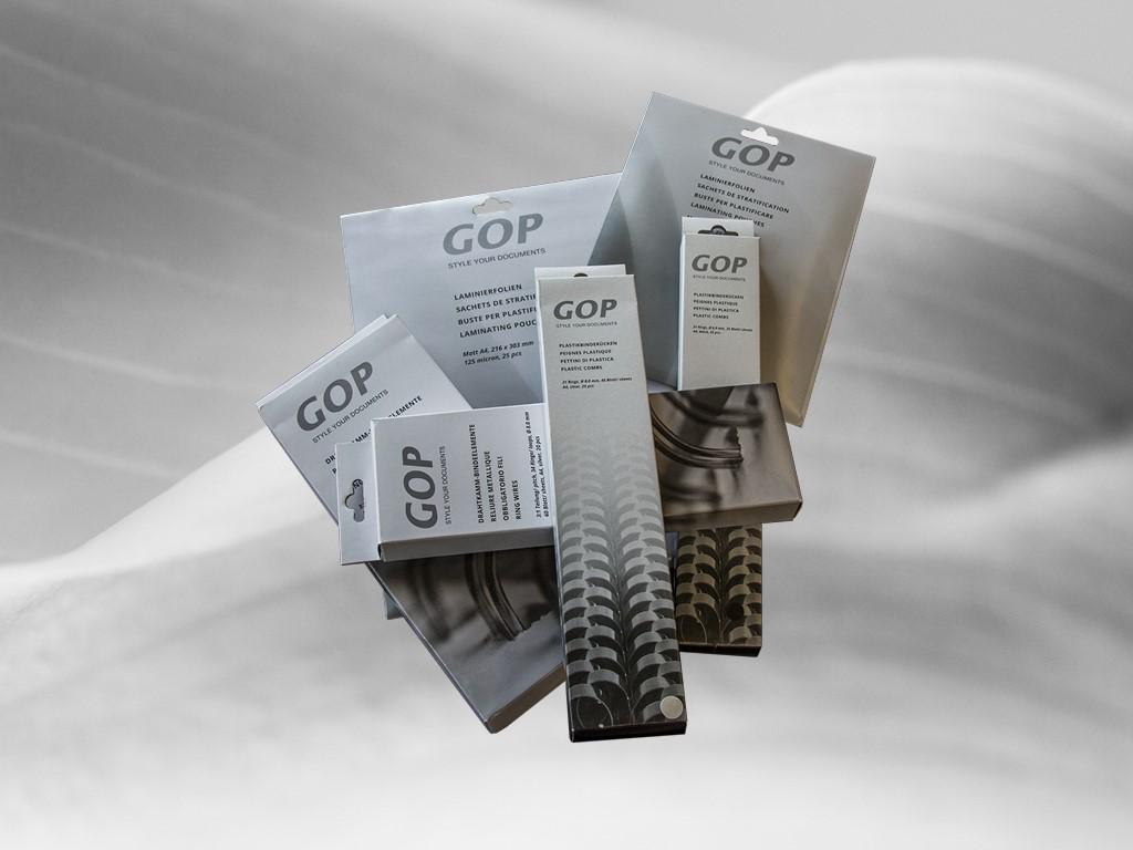 GOP Kleinpackungen